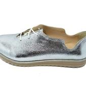 Туфли женские кожа Milli Gold 302