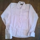 Рубашка под запонки Ayden + галстук в подарок