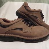 Ботинки Кожа Monflex 46 размер