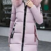 Пуховик, куртка, парка, модель 2017