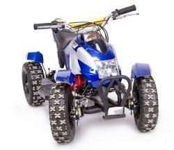 Квадроцикл электический hl-e421b 1000w 36v фото №1