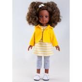 Испанская кукла Нора Paola Reina в нежно желтом