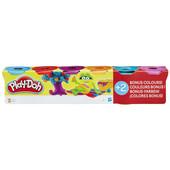 Плей-До набор пластилина 4+2 бонус Play-Doh (B6752)