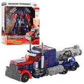 Праймбот, робот 17см - грузовик