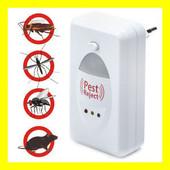 Ультразвуковой отпугиватель комаров мух тараканов мышей и крыс