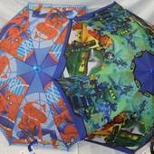 Ниндзяго и Человек паук! Качественные зонты для мальчиков