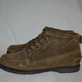 замшевые ботинки Sebago, р. 43