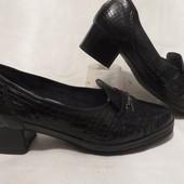 Туфли Кожа Германия Meisl 37,5 размер