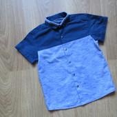 Стильная рубашка Next ( 5 лет)