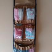 Органайзер в шкаф для детского сада.