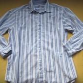 Нарядная фирменная рубашка Burton,Румыния,р.XXL