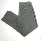 Wrangler W34 L30 цвет серый оиригинал мужские джинсы