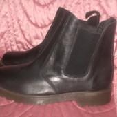 Ботинки-сапоги кожаные новые Grafters. Англия