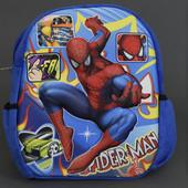 Рюкзак с 3D рисунком Человек паук Spiderman