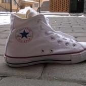 Женские кеды Converse белые