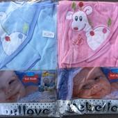 Детское полотенце уголок после купания Турция