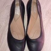 Туфли Hotter р.38,5 стелька 25,3 см.
