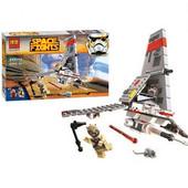 """Конструктор Bela space wars 10372 """"Космический истребитель"""" 246 деталей (аналог lego star wars) Подр"""