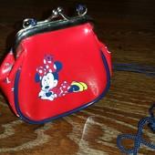 сумочка - кошелёк Mikky Mouse