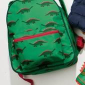 Яскравий рюкзак з динозаврами NEXT для хлопців під замовлення