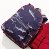 Рюкзак з акулами NEXT для хлопців під замовлення