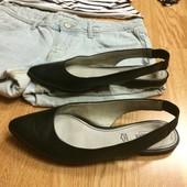 Фирменные кожаные сандалии s.oliver,босоножки,туфли,туфельки+подарок veet suprem'essence