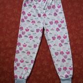 Флисовые штаны на 6-7 лет Young Dimension, б/у. Хорошее состояние, без пятен. Длина 72 см, шаговый 5