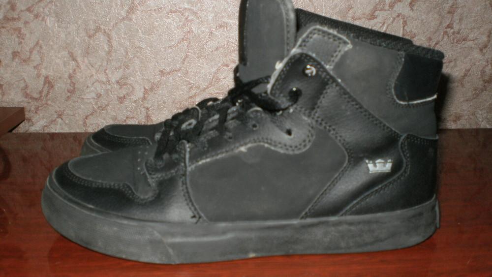 815a393d4c77 Высокие кроссовки, ботинки supra (супра) 38р. стелька 24см., цена ...
