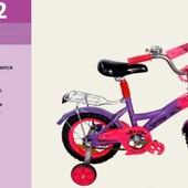 Велосипед 2-х колес 14'' 171432