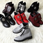 Удобные и модные ботинки для прогулок осенью