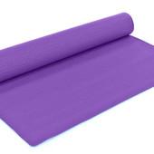 Коврик для фитнеса и йоги PVC 2773: толщина 3мм, размер 1,73x0,61м