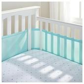 Дышащая защита в кроватку Breathable Baby