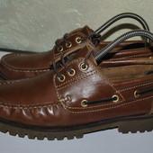 Лот №30 Кожаные туфли (размер 42)