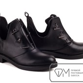 8027 Стильные ботинки
