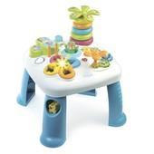 Игровой стол Smoby Cotoons Цветочек со звуковыми и световыми эффектами