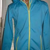 Спортивная фирменная термо курточка бренд  Crane (Крейн) xs-s-m