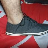 Стильние фирменние мокасини еспадрилии бренд Style Nation (Стайл Нэйшн) 44-45