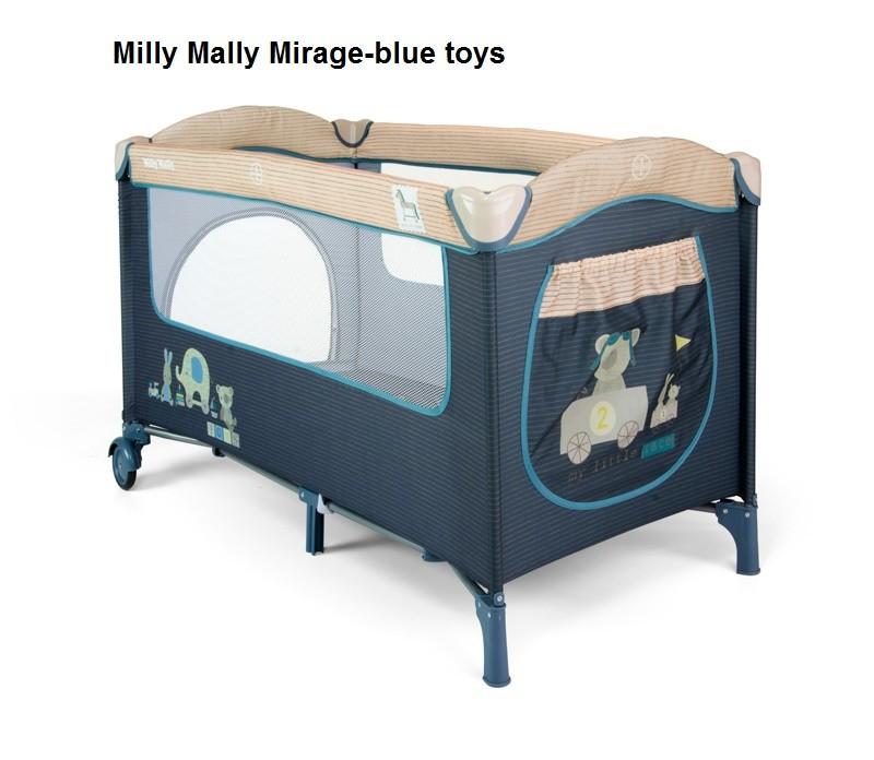 Манеж-кровать milly mally mirage фото №1
