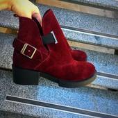 Стильные ботинки Diezzzl.  Стильно и комфортно. Демисезон.