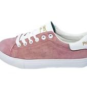 Кеды Женские Prima d'Arte W73 розовые