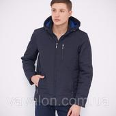 Демисезонная мужская куртка 48-58 размер