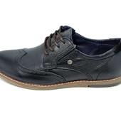 Туфли мужские Multi-Shoes RB-17 черные