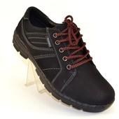 Туфли натуральная кожа Т664
