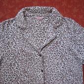 размер 14-16 (L) Флисовая женская пижама Secret Possessions, б/у. Хорошее состояние, без пятен. Штан