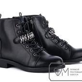 Модель №: W8198 Ботинки женские