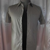 Классическая мужская рубашка Kiabi разм 44 наш