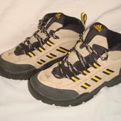 Термо ботинки р.37 Adidas оригинал женские, девочке, демисезон, зимние, треккинговые кроссовки