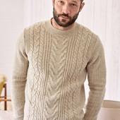 Мужской свитер Next, рр XL (56-58), 117-122 ог, Англия,