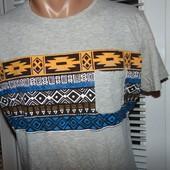 Брендовая стильная футболка Sedarwood State м