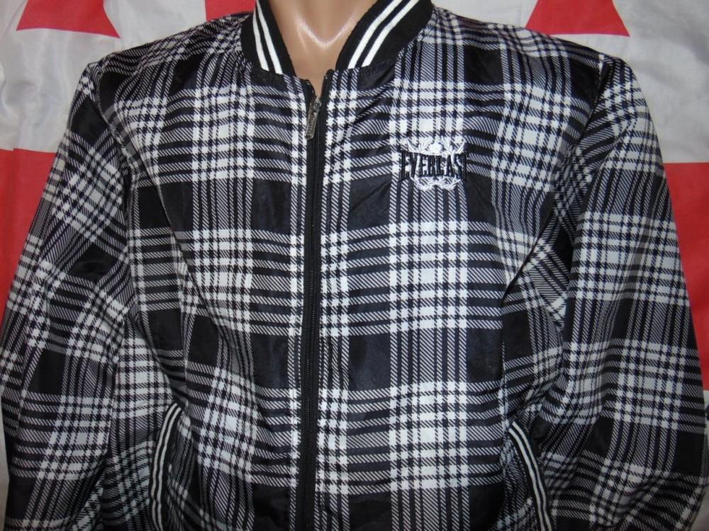 Фирменная стильная спортивная курточка бренд Everlast (Эверласт) хл-2хл . фото №1